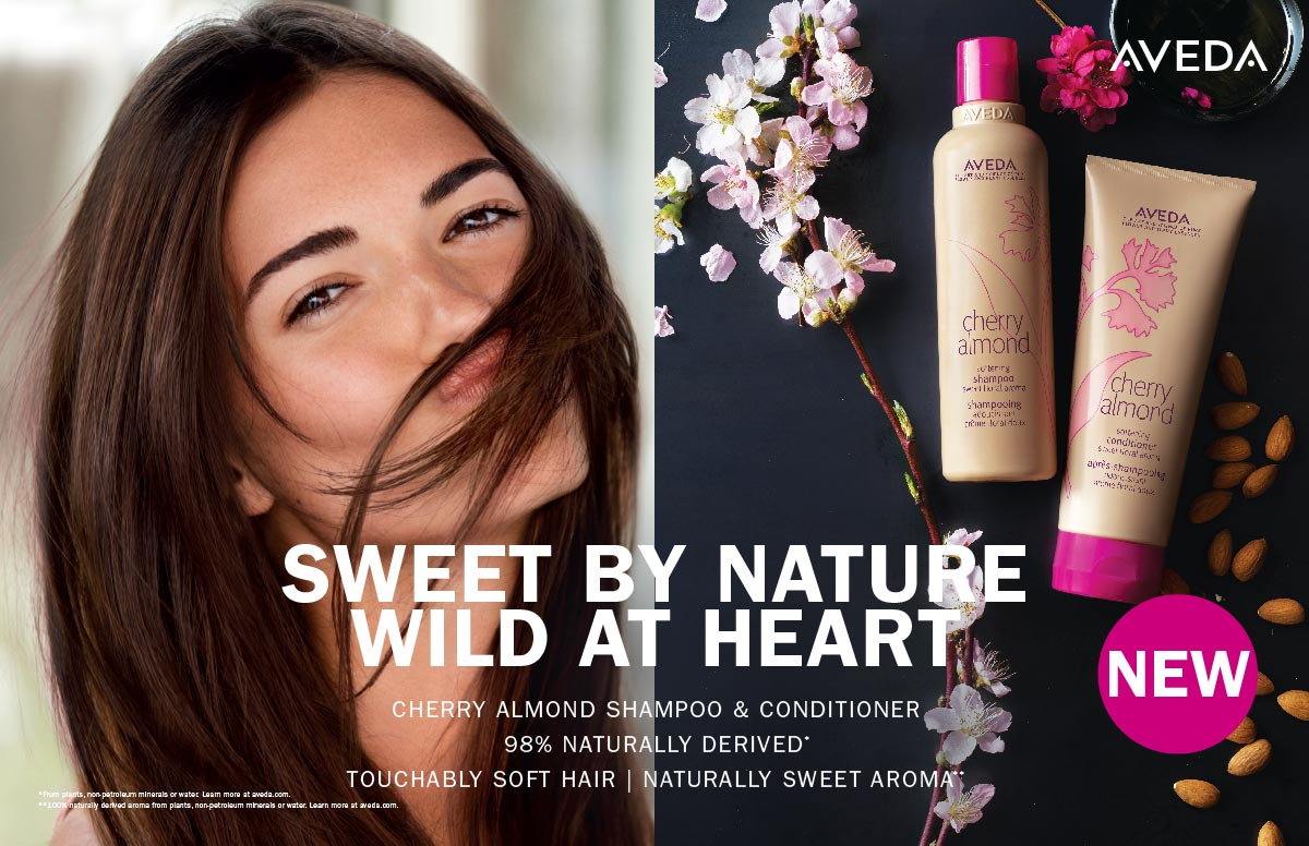 Bayo's - Sweet by Nature Wild at Heart, Aveda Salon